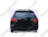 Нержавеющая дуга заднего бампера для Hyundai Santa Fe