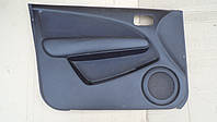 Обшивка двери (карта) передняя левая для Mitsubishi Outlander 4WD, 2.0i, 2005 г.в. MN124741HD