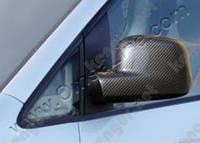 Хромированные накладки на зеркала Volkswagen Transporter