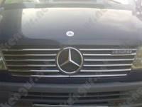 Накладка на решетку радиатора Mercedes-Benz Sprinter