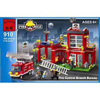 Конструктор BRICK 910 Пожарная тревога