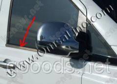 Накладки на боковые стекла Mercedes-Benz Vito