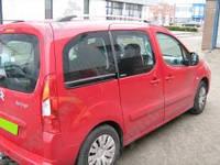 Багажник на автомобиль Partner Peugeot, пластиковые концевики
