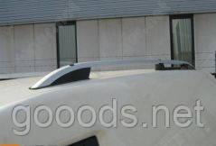 Багажник на крышу автомобиля Scudo Fiat, металлические концевики