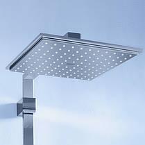 Euphoria Cube XXL System 230 Душевая система с термостатом для настенного монтажа, фото 2