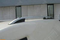 Рейлинги на крышу Partner Peugeot, металлические концевики
