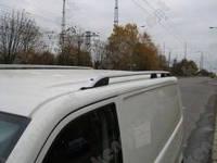 Рейлинги на крышу автомобиля Vito Mercedes, металлические концевики
