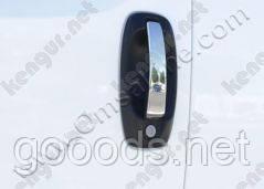Накладки на ручки Fiat Doblo