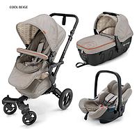 Детская универсальная коляска Concord Neo Travel Set 3 в 1, 2016  Cool beige