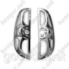 Окантовка на стопы Fiat Doblo
