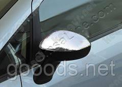 Накладки на бічні дзеркала Fiat Linea