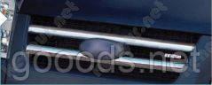 Хромована накладка на решітку радіатора Ford Transit