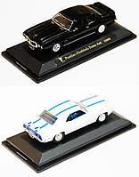 Модель легковая 4 Pontiac Firebird Trans AM (1969) Yat Ming YM94238