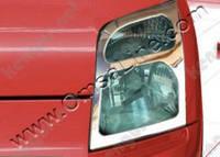 Накладки на передние фары Ford Connect