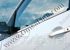 Молдинги стекол Ford Fiesta