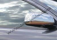 Хром накладки зеркал Toyota Hilux