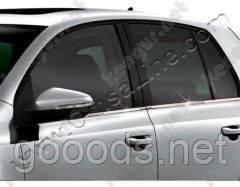 Нижний молдинг стекол Volkswagen Golf
