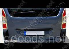 Накладки на стопы Citroen Berlingo