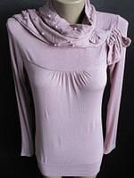 Красивое платье женское с шарфом, фото 1