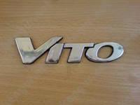 "Надпись на автомобиль ""Vito"""