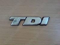 """Надпись """"TDI"""" на VW T4 (90-03)"""