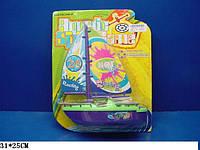 Парусник игрушечный 311-07В 25*31см, детский парусник, игрушка парусник, кораблик парусник