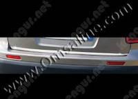 Накладка на кромку багажника Dacia Logan