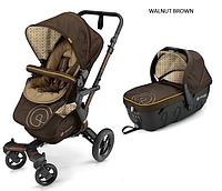 Детская универсальная коляска 2 в 1 Concord Neo (люлька Sleeper 2.0) 2016 Walnut brown