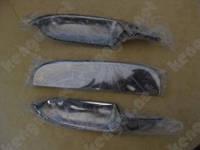 Накладки на ручки дверей Daewoo Lanos
