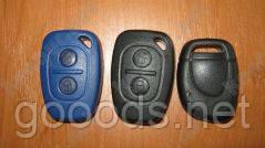 Корпус ключа Renault Kangoo