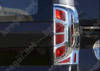 Хром на стопы Peugeot Bipper