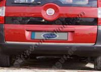 Накладка на кромку багажника Peugeot Bipper