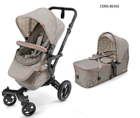 Детская универсальная коляска 2 в 1 Concord Neo (люлька Scout) 2016 Cool beige