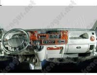 Накладки на панель приборов Renault Master