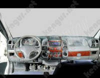 Накладка на приборную панель  Peugeot Boxer
