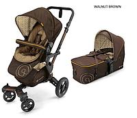 Детская универсальная коляска 2 в 1 Concord Neo (люлька Scout) 2016 Walnut brown
