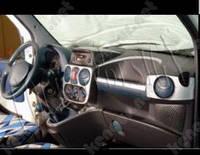 Тюнинг салона Fiat Doblo