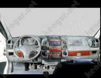 Тюнинг салона Fiat Ducato
