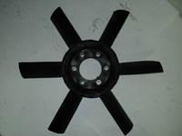 Вентилятор системы охлаждения Д 243,245 пластиковый 6 лопаст. (пр-во Украина)