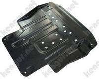 Защита двигателя Мицубиси Паджеро Вагон 2, металл