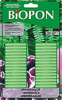 Удобрение в палочках универсальное, BIOPON 30 штук