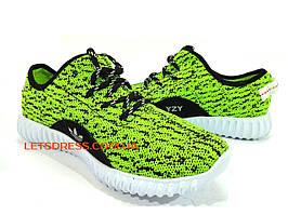 Adidas Yeezy Boost 350 зеленые Кроссовки Адидас изи буст