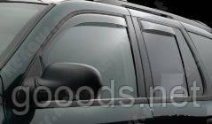 Дефлекторы боковых дверей Lexus GX-470