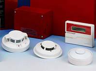 Монтаж систем пожарной сигнализации, оповещение о пожаре, управление эвакуациею людей.