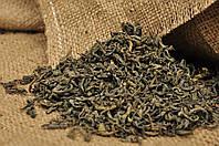 Зеленый чай байховый крупнолистовой рассыпной