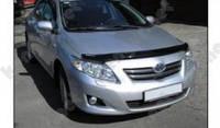 Мухобойка на капот Toyota Corolla