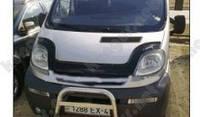 Дефлектор передний Renault Trafic