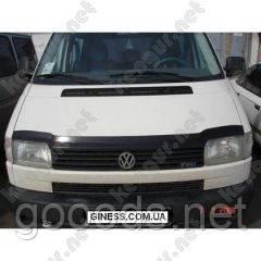 Мухобойка на капот Volkswagen Caravelle