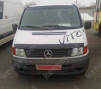 Мухобойка на капот Mercedes-Benz Vito