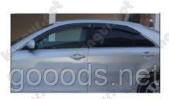 Дефлектори бокових дверей Toyota Camry
